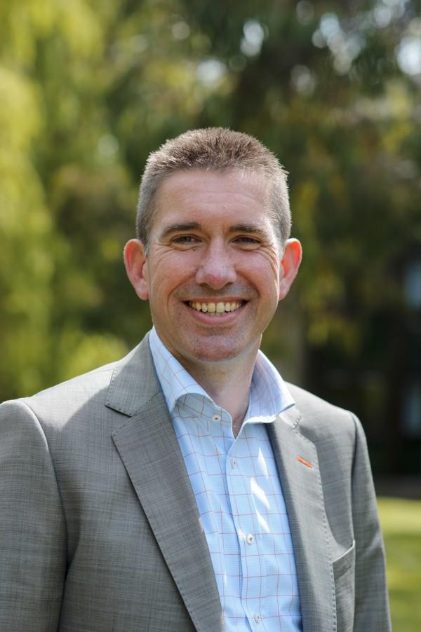 Serge Van der Geyten - EPAD Coordinator