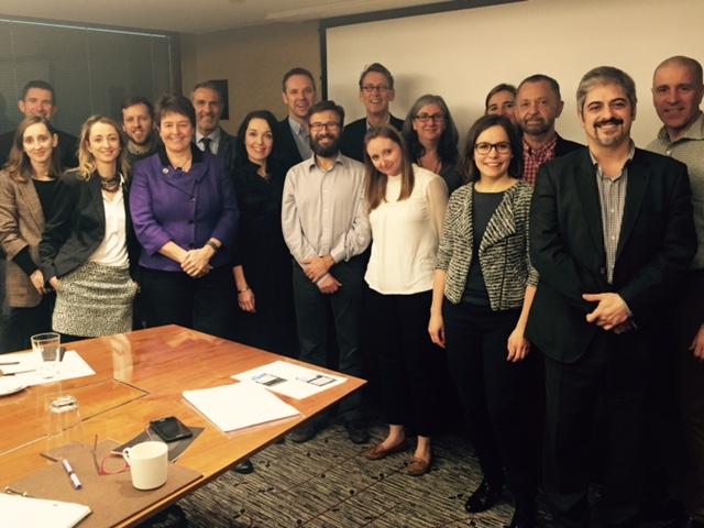 Working Together towards the Longitudinal Cohort Study (LCS) Start-up!