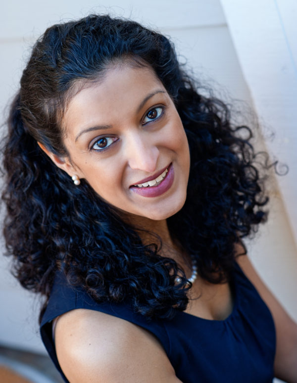 Interview with Saira Ramasastry