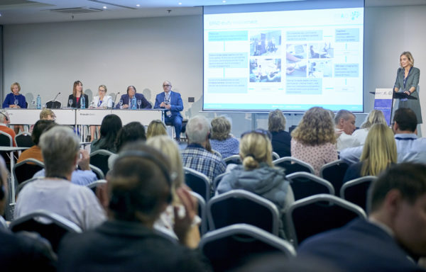 EPAD Research Participant Panel presented at 28AEC